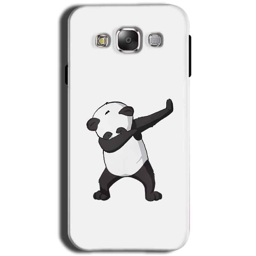 Samsung Galaxy Grand I9082 i9080 Mobile Covers Cases Panda Dab - Lowest Price - Paybydaddy.com