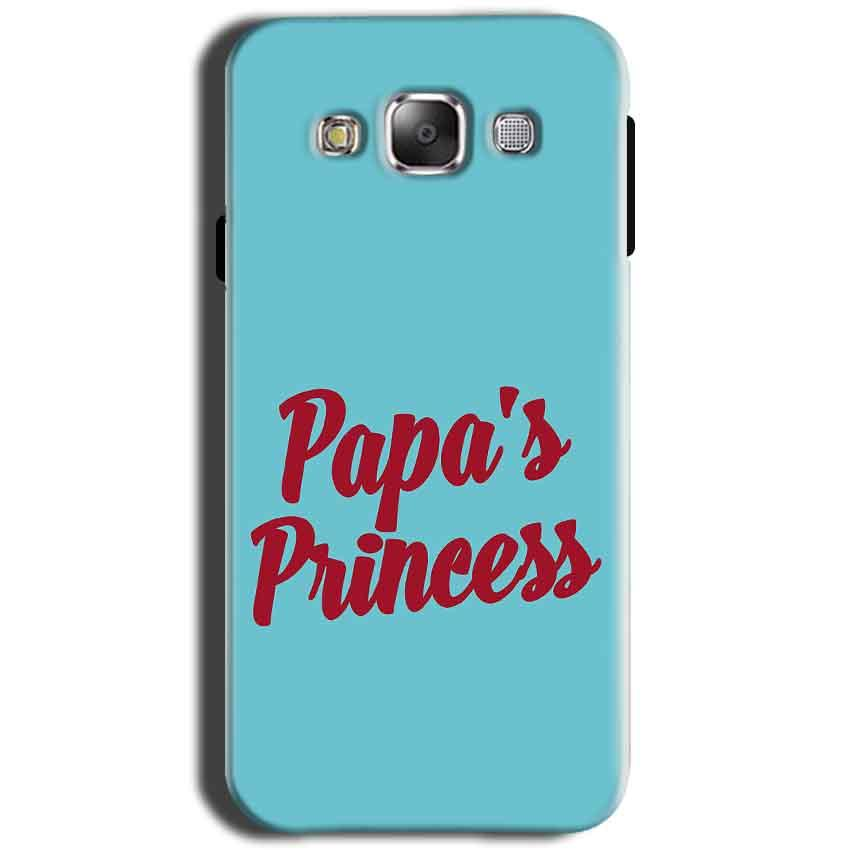 Samsung Galaxy Grand I9082 i9080 Mobile Covers Cases Papas Princess - Lowest Price - Paybydaddy.com