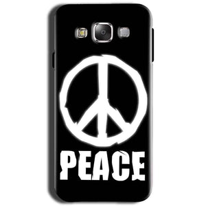 Samsung Galaxy Grand I9082 i9080 Mobile Covers Cases Peace Sign In White - Lowest Price - Paybydaddy.com