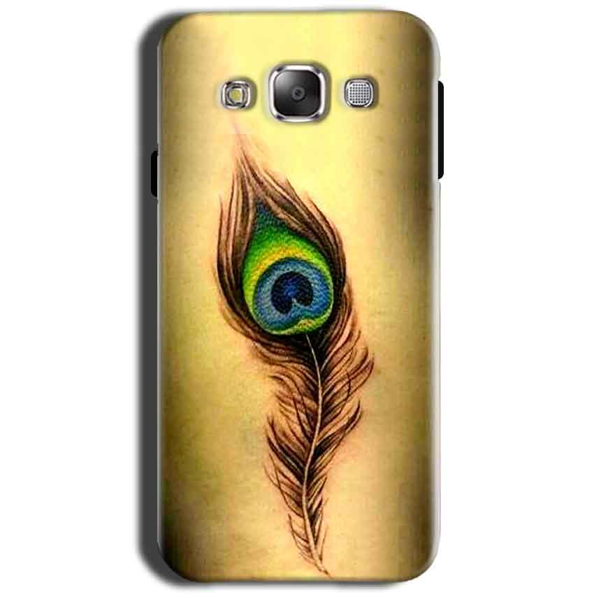 Samsung Galaxy Grand I9082 i9080 Mobile Covers Cases Peacock coloured art - Lowest Price - Paybydaddy.com