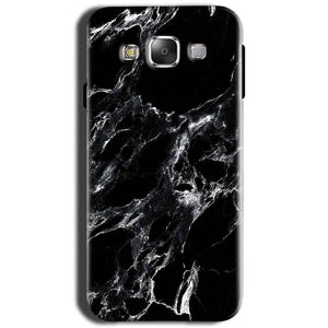 Samsung Galaxy Grand I9082 i9080 Mobile Covers Cases Pure Black Marble Texture - Lowest Price - Paybydaddy.com