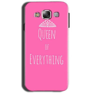Samsung Galaxy Grand I9082 i9080 Mobile Covers Cases Queen Of Everything Pink White - Lowest Price - Paybydaddy.com