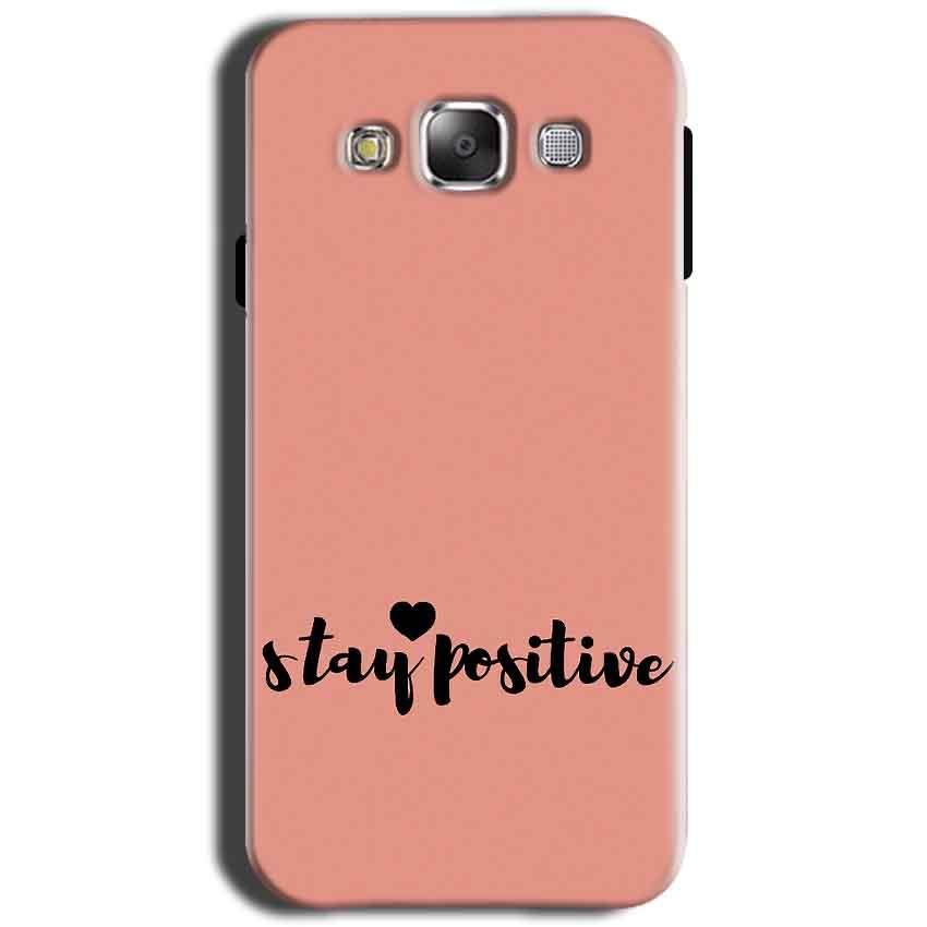 Samsung Galaxy Grand I9082 i9080 Mobile Covers Cases Stay Positive - Lowest Price - Paybydaddy.com