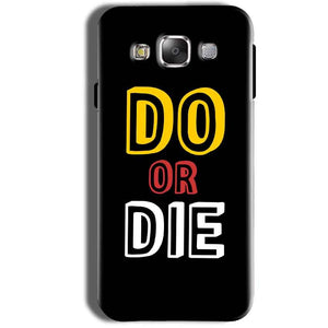 Samsung Galaxy Grand Prime G530 Mobile Covers Cases DO OR DIE - Lowest Price - Paybydaddy.com