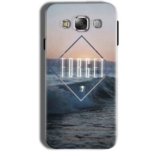 Samsung Galaxy Grand Prime G530 Mobile Covers Cases Forget Quote Something Different - Lowest Price - Paybydaddy.com