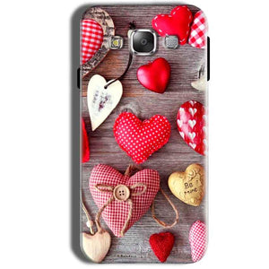 Samsung Galaxy Grand Prime G530 Mobile Covers Cases Hearts- Lowest Price - Paybydaddy.com