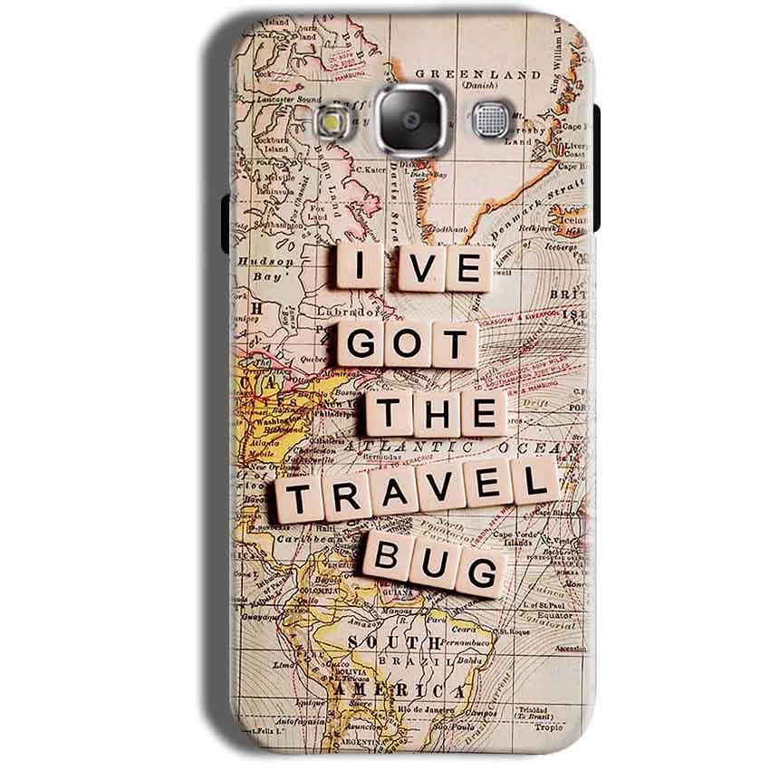 Samsung Galaxy Grand Prime G530 Mobile Covers Cases Live Travel Bug - Lowest Price - Paybydaddy.com