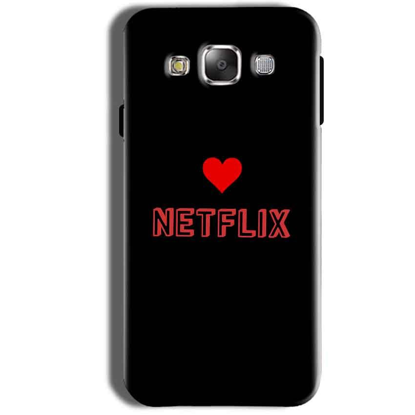Samsung Galaxy Grand Prime G530 Mobile Covers Cases NETFLIX WITH HEART - Lowest Price - Paybydaddy.com