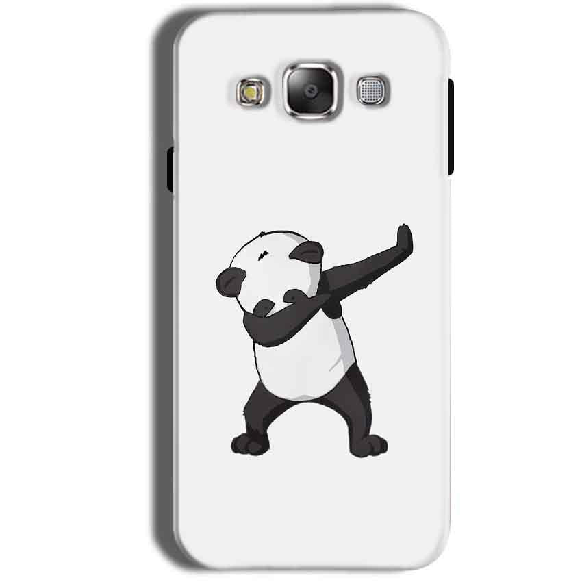 Samsung Galaxy Grand Prime G530 Mobile Covers Cases Panda Dab - Lowest Price - Paybydaddy.com