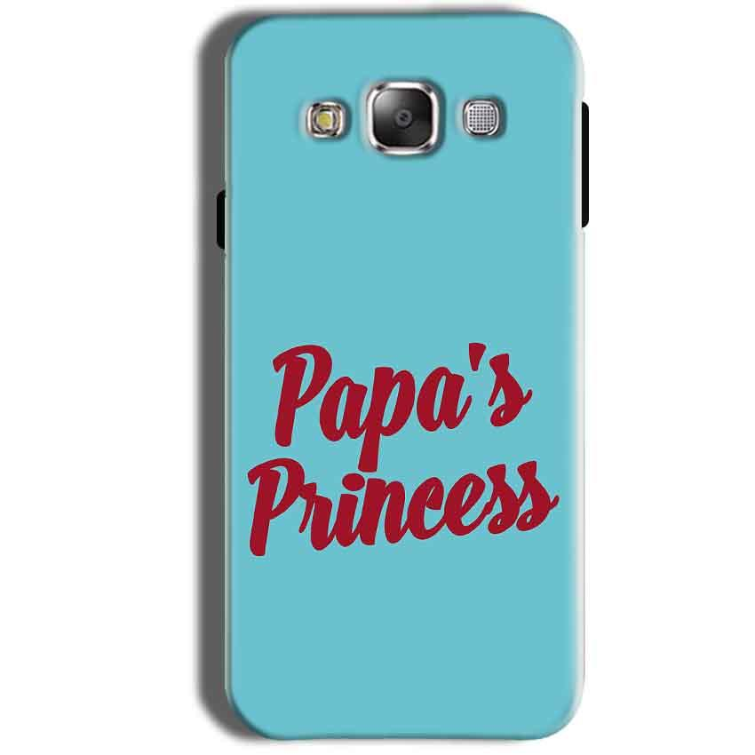 Samsung Galaxy Grand Prime G530 Mobile Covers Cases Papas Princess - Lowest Price - Paybydaddy.com