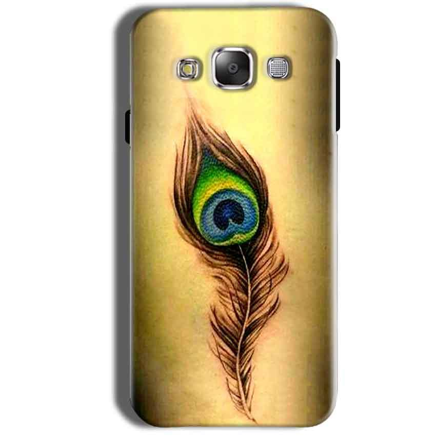 Samsung Galaxy Grand Prime G530 Mobile Covers Cases Peacock coloured art - Lowest Price - Paybydaddy.com