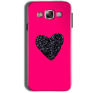 Samsung Galaxy Grand Prime G530 Mobile Covers Cases Pink Glitter Heart - Lowest Price - Paybydaddy.com