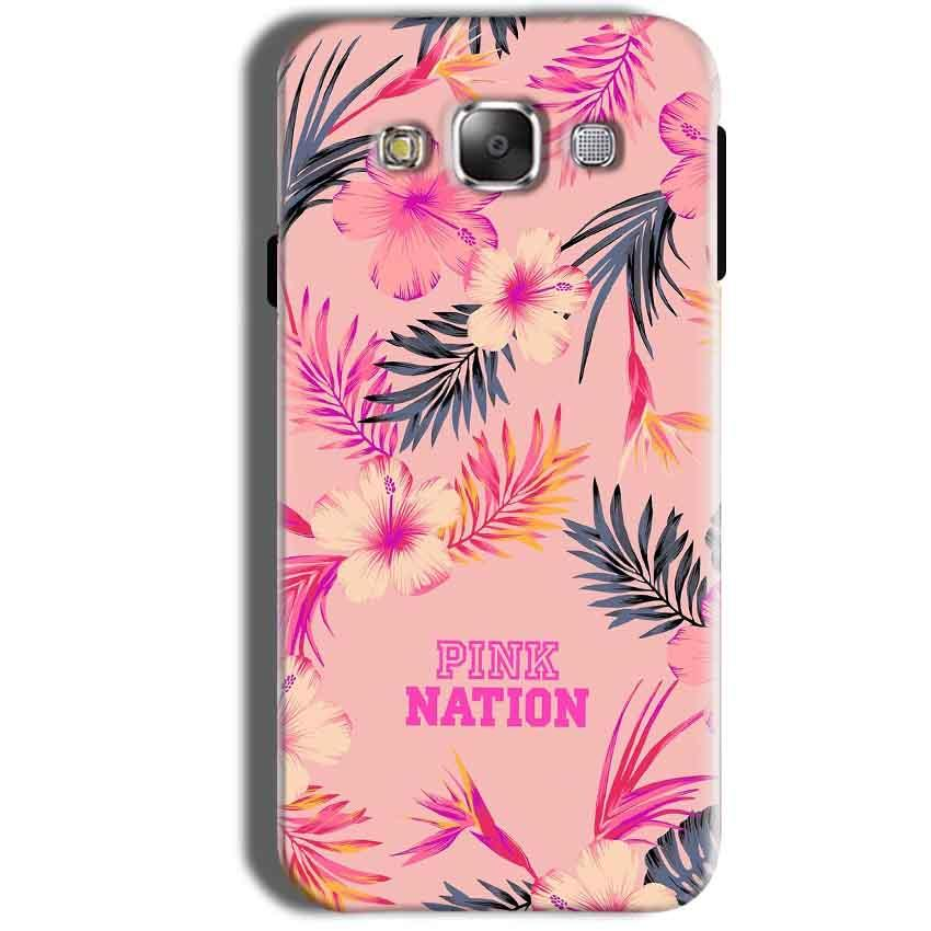 Samsung Galaxy Grand Prime G530 Mobile Covers Cases Pink nation - Lowest Price - Paybydaddy.com