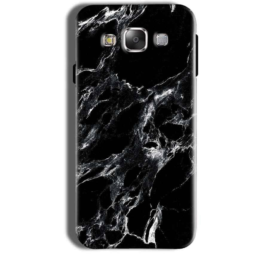 Samsung Galaxy Grand Prime G530 Mobile Covers Cases Pure Black Marble Texture - Lowest Price - Paybydaddy.com