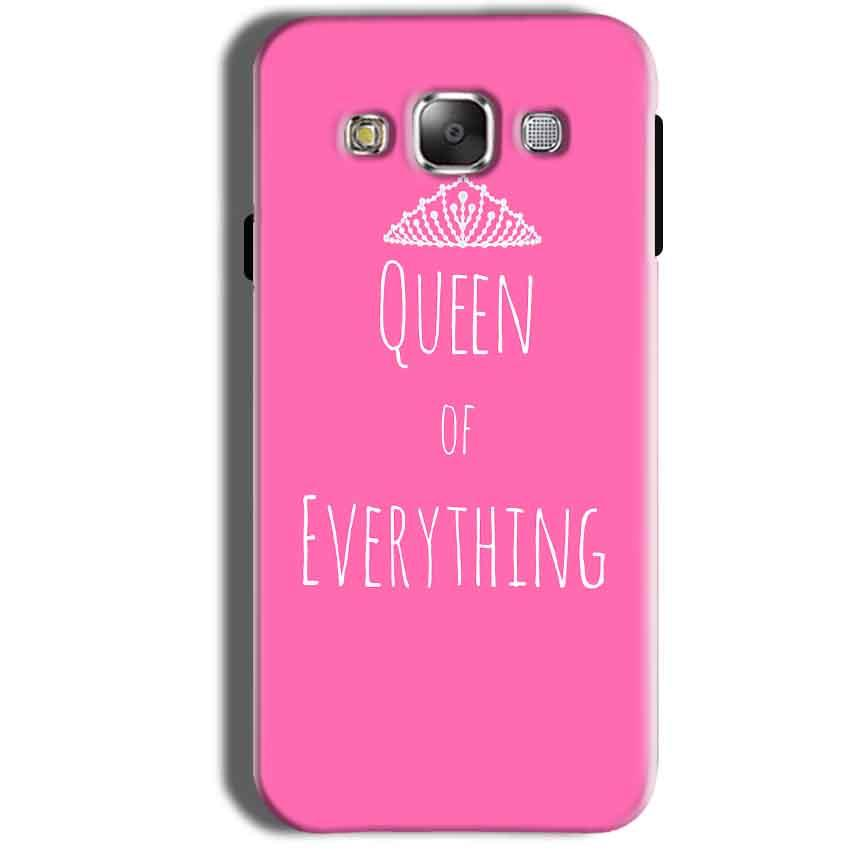 Samsung Galaxy Grand Prime G530 Mobile Covers Cases Queen Of Everything Pink White - Lowest Price - Paybydaddy.com
