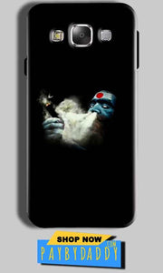 Samsung Galaxy Grand Prime G530 Mobile Covers Cases Shiva Aghori Smoking - Lowest Price - Paybydaddy.com