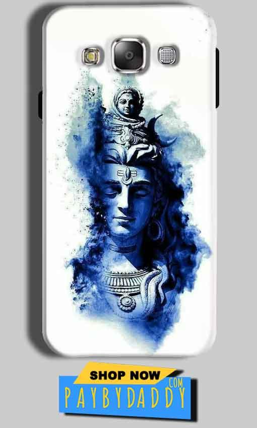 Samsung Galaxy Grand Prime G530 Mobile Covers Cases Shiva Blue White - Lowest Price - Paybydaddy.com