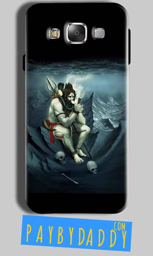 Samsung Galaxy Grand Prime G530 Mobile Covers Cases Shiva Smoking - Lowest Price - Paybydaddy.com