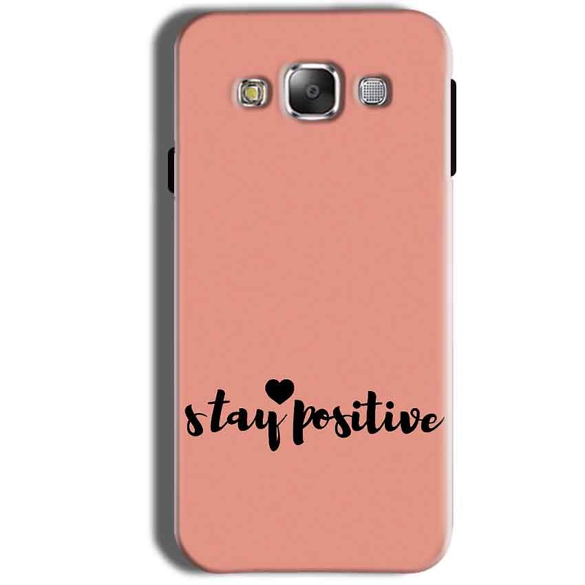 Samsung Galaxy Grand Prime G530 Mobile Covers Cases Stay Positive - Lowest Price - Paybydaddy.com