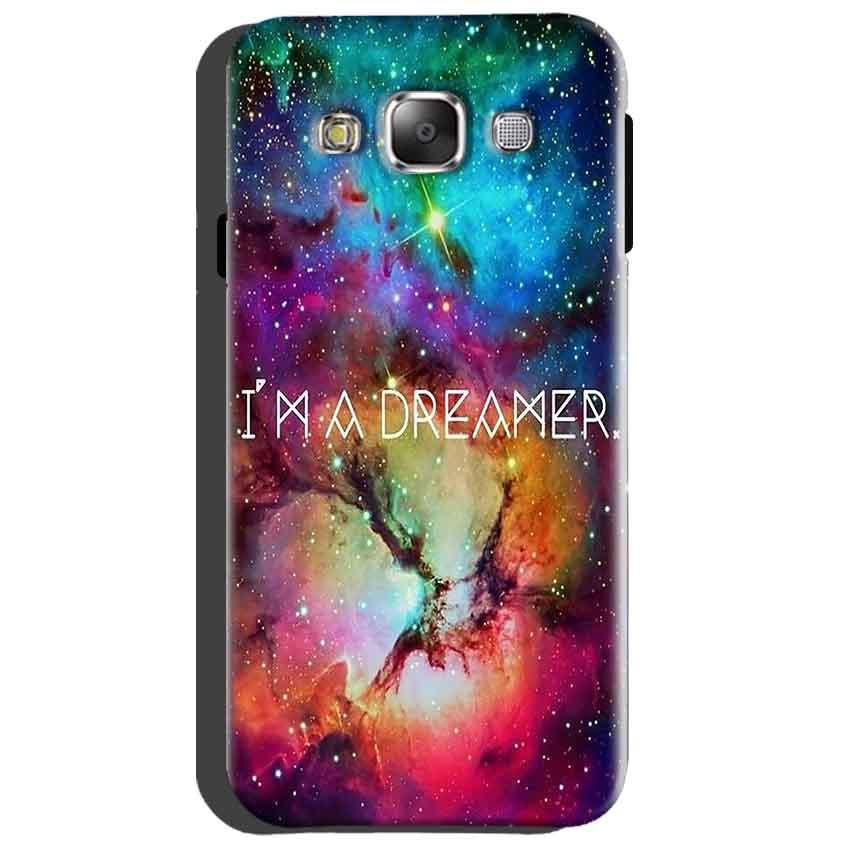 Samsung Galaxy Grand Quattro i8552 Mobile Covers Cases I am Dreamer - Lowest Price - Paybydaddy.com