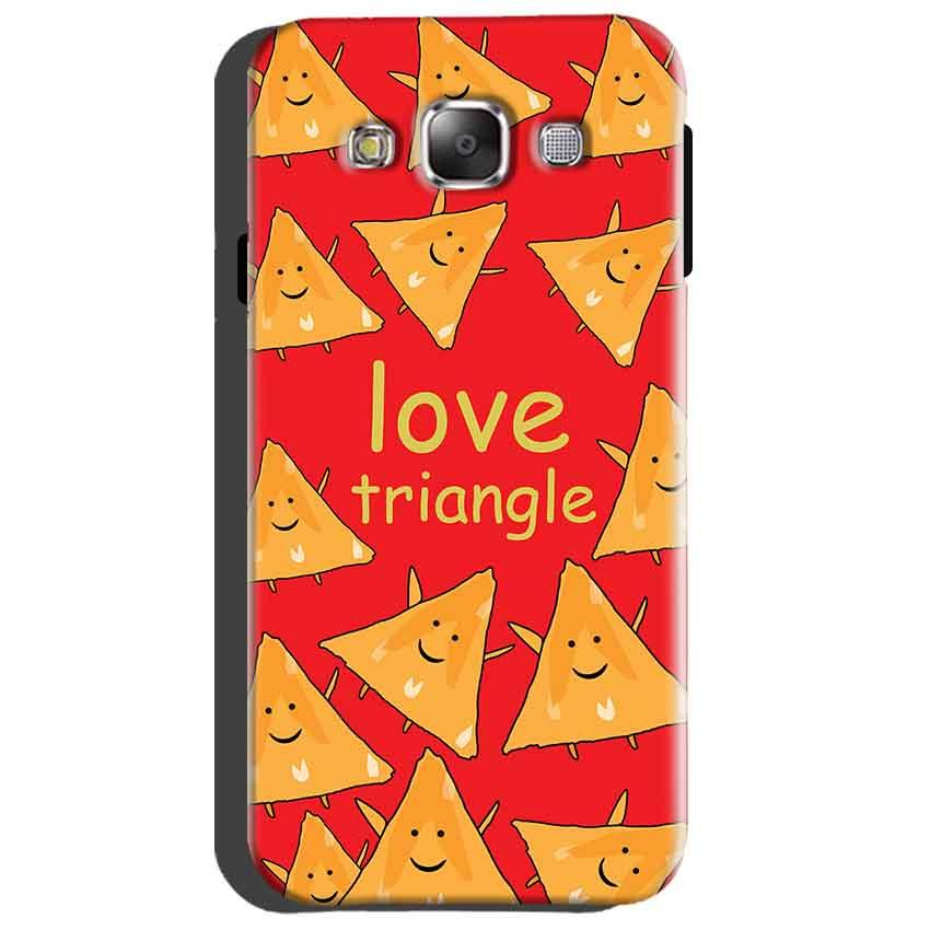 Samsung Galaxy Grand Quattro i8552 Mobile Covers Cases Love Triangle - Lowest Price - Paybydaddy.com