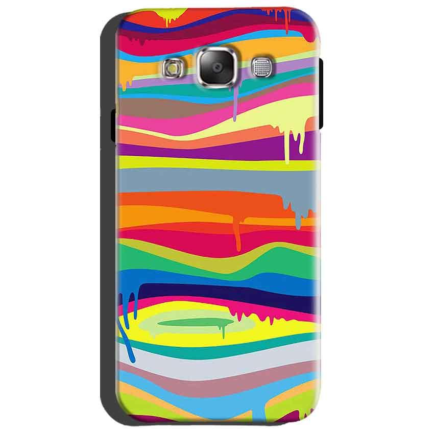 Samsung Galaxy Grand Quattro i8552 Mobile Covers Cases Melted colours - Lowest Price - Paybydaddy.com