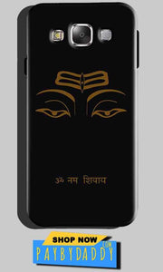 Samsung Galaxy Grand Quattro i8552 Mobile Covers Cases Om Namaha Gold Black - Lowest Price - Paybydaddy.com