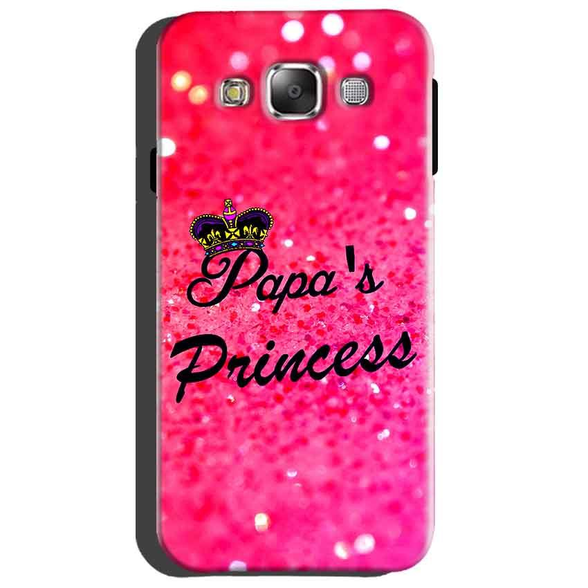 Samsung Galaxy Grand Quattro i8552 Mobile Covers Cases PAPA PRINCESS - Lowest Price - Paybydaddy.com