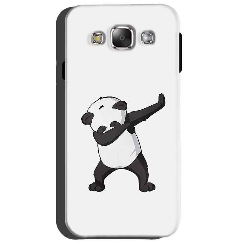 Samsung Galaxy Grand Quattro i8552 Mobile Covers Cases Panda Dab - Lowest Price - Paybydaddy.com