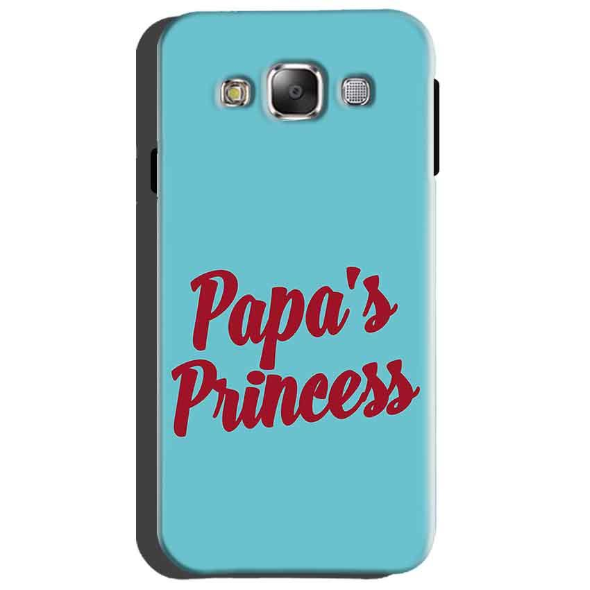 Samsung Galaxy Grand Quattro i8552 Mobile Covers Cases Papas Princess - Lowest Price - Paybydaddy.com