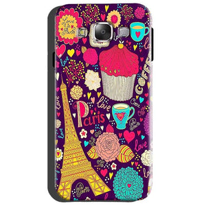 Samsung Galaxy Grand Quattro i8552 Mobile Covers Cases Paris Sweet love - Lowest Price - Paybydaddy.com