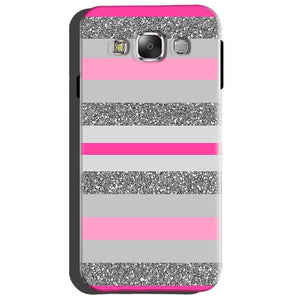 Samsung Galaxy Grand Quattro i8552 Mobile Covers Cases Pink colour pattern - Lowest Price - Paybydaddy.com