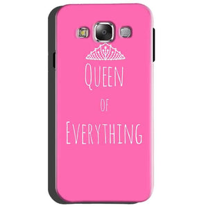 Samsung Galaxy Grand Quattro i8552 Mobile Covers Cases Queen Of Everything Pink White - Lowest Price - Paybydaddy.com