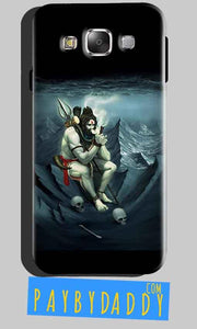 Samsung Galaxy Grand Quattro i8552 Mobile Covers Cases Shiva Smoking - Lowest Price - Paybydaddy.com