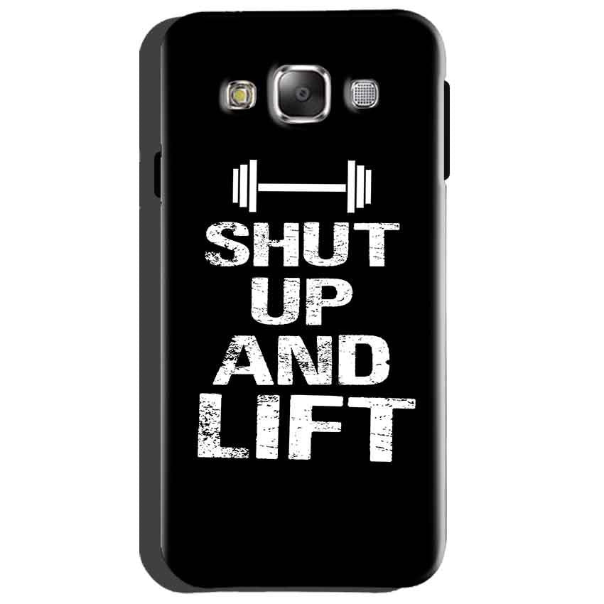 Samsung Galaxy Grand Quattro i8552 Mobile Covers Cases Shut Up And Lift - Lowest Price - Paybydaddy.com