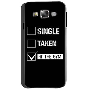 Samsung Galaxy Grand Quattro i8552 Mobile Covers Cases Single Taken At The Gym - Lowest Price - Paybydaddy.com