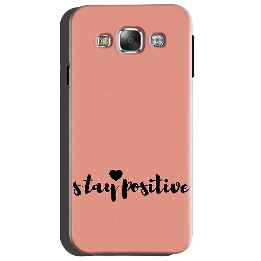 Samsung Galaxy Grand Quattro i8552 Mobile Covers Cases Stay Positive - Lowest Price - Paybydaddy.com