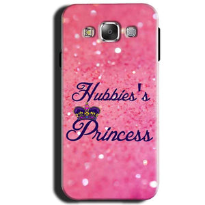 Samsung Galaxy J1 2015 Mobile Covers Cases Hubbies Princess - Lowest Price - Paybydaddy.com