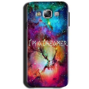 Samsung Galaxy J1 2015 Mobile Covers Cases I am Dreamer - Lowest Price - Paybydaddy.com