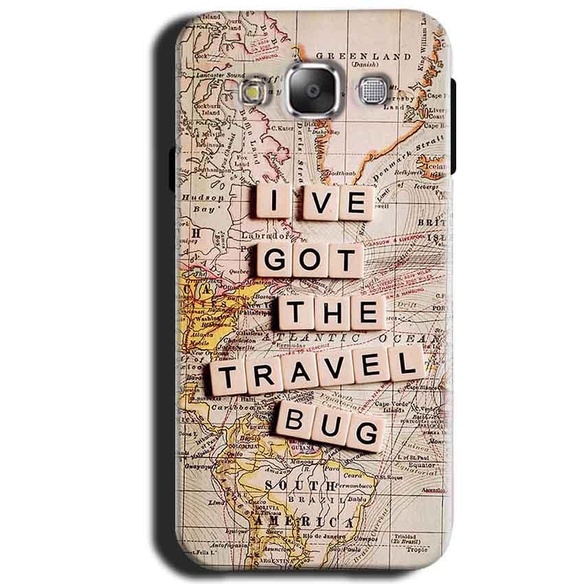 Samsung Galaxy J1 2015 Mobile Covers Cases Live Travel Bug - Lowest Price - Paybydaddy.com