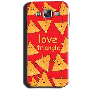 Samsung Galaxy J1 2015 Mobile Covers Cases Love Triangle - Lowest Price - Paybydaddy.com