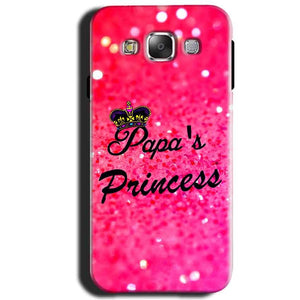 Samsung Galaxy J1 2015 Mobile Covers Cases PAPA PRINCESS - Lowest Price - Paybydaddy.com