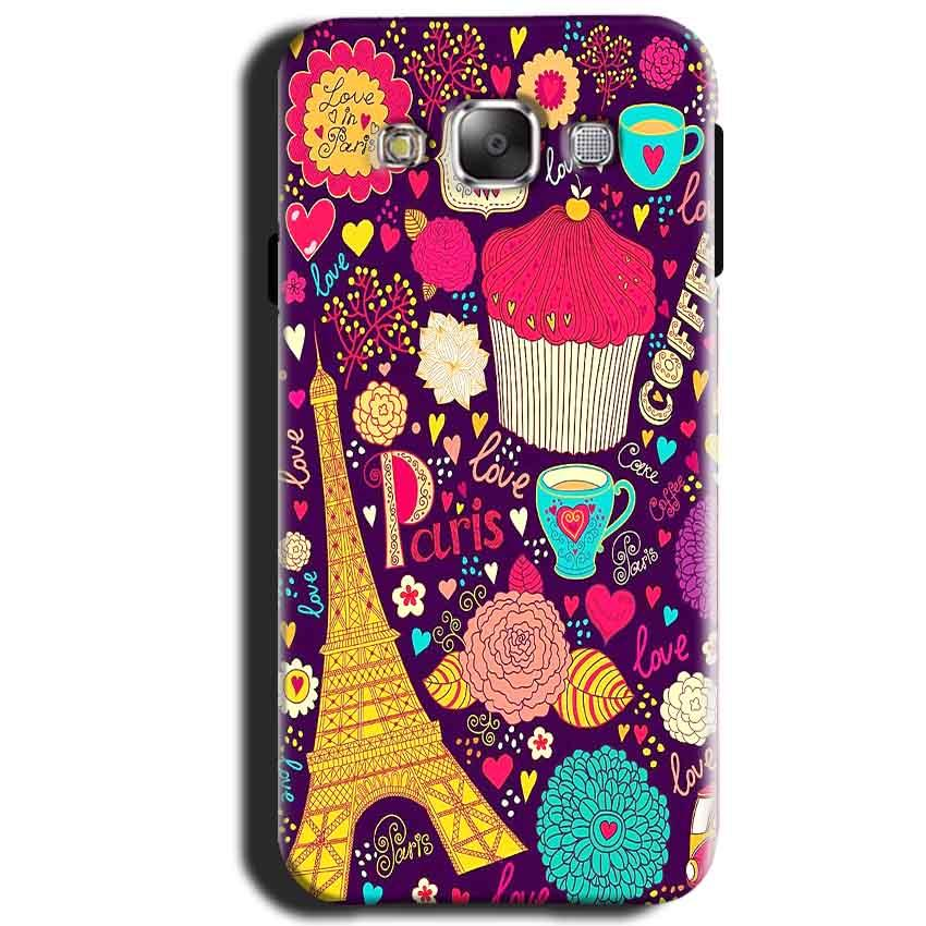 Samsung Galaxy J1 2015 Mobile Covers Cases Paris Sweet love - Lowest Price - Paybydaddy.com