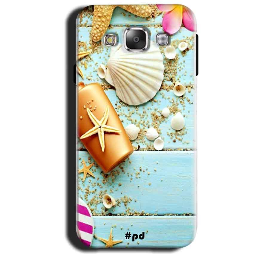 Samsung Galaxy J1 2015 Mobile Covers Cases Pearl Star Fish - Lowest Price - Paybydaddy.com