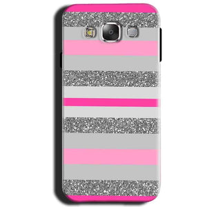 Samsung Galaxy J1 2015 Mobile Covers Cases Pink colour pattern - Lowest Price - Paybydaddy.com