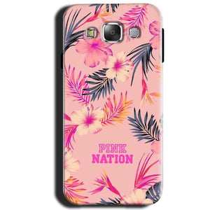 Samsung Galaxy J1 2015 Mobile Covers Cases Pink nation - Lowest Price - Paybydaddy.com