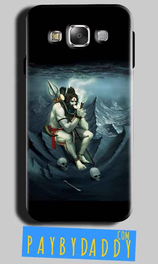 Samsung Galaxy J1 2015 Mobile Covers Cases Shiva Smoking - Lowest Price - Paybydaddy.com