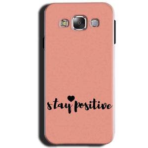 Samsung Galaxy J1 2015 Mobile Covers Cases Stay Positive - Lowest Price - Paybydaddy.com