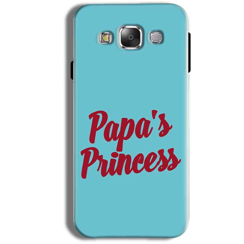 Samsung Galaxy J1 4G Mobile Covers Cases Papas Princess - Lowest Price - Paybydaddy.com