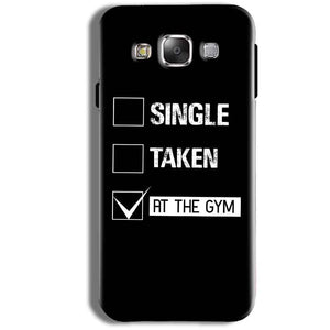 Samsung Galaxy J1 4G Mobile Covers Cases Single Taken At The Gym - Lowest Price - Paybydaddy.com